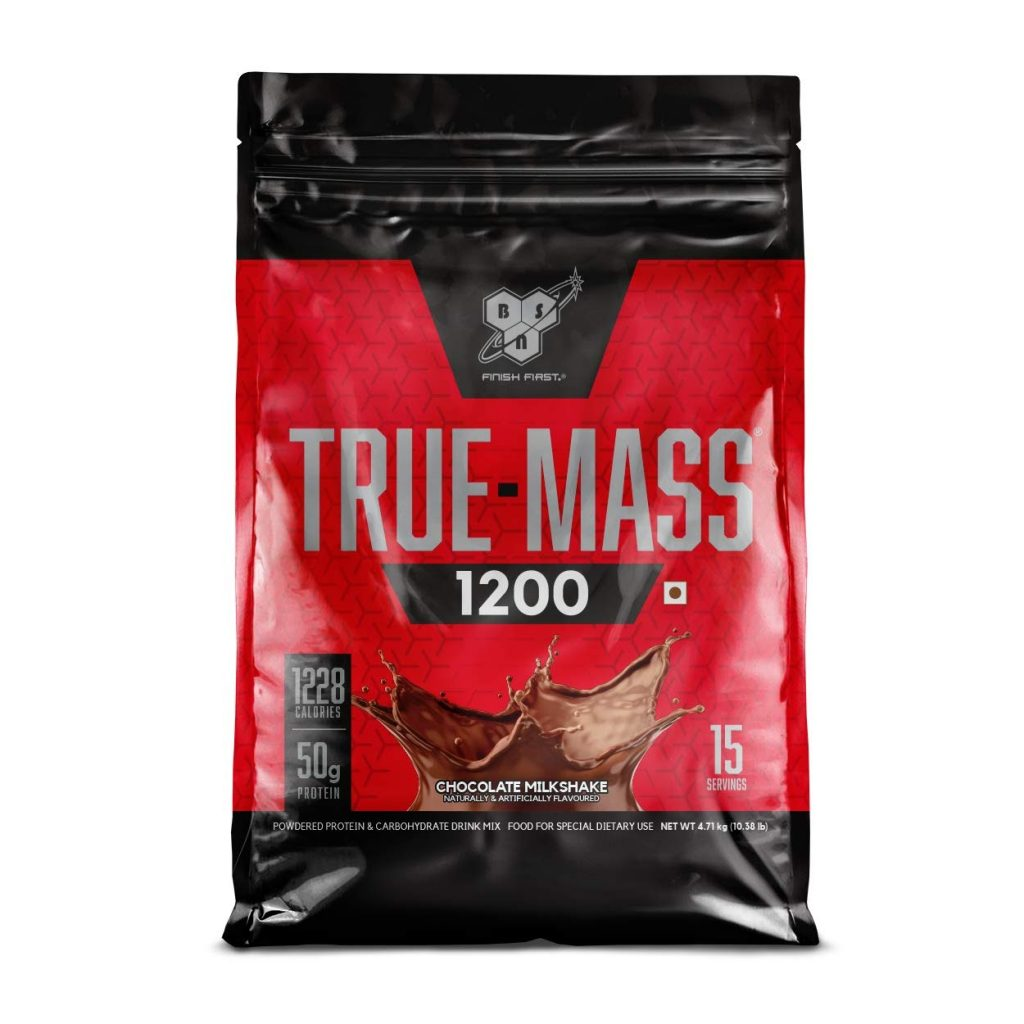 BSN 1200 True Mass Weight Gainer