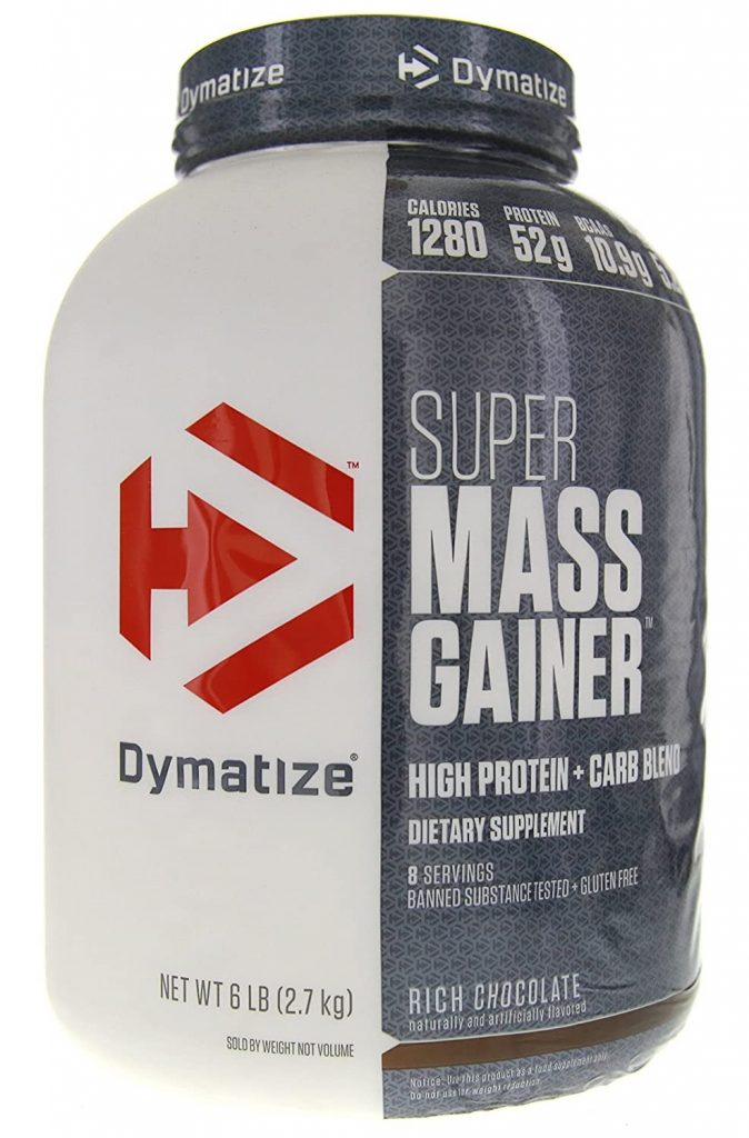 Dymatize Super Mass Gainer Protein Supplement