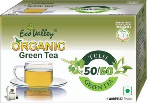 Eco Valley Organic Green Tea