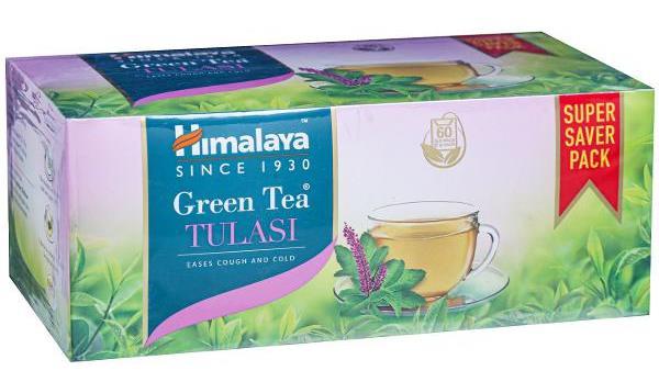 Himalaya Tulsi Green Tea