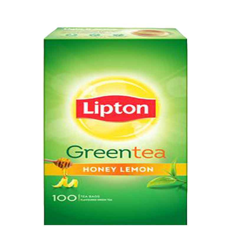 Lipton Honey and Lemon Green Tea