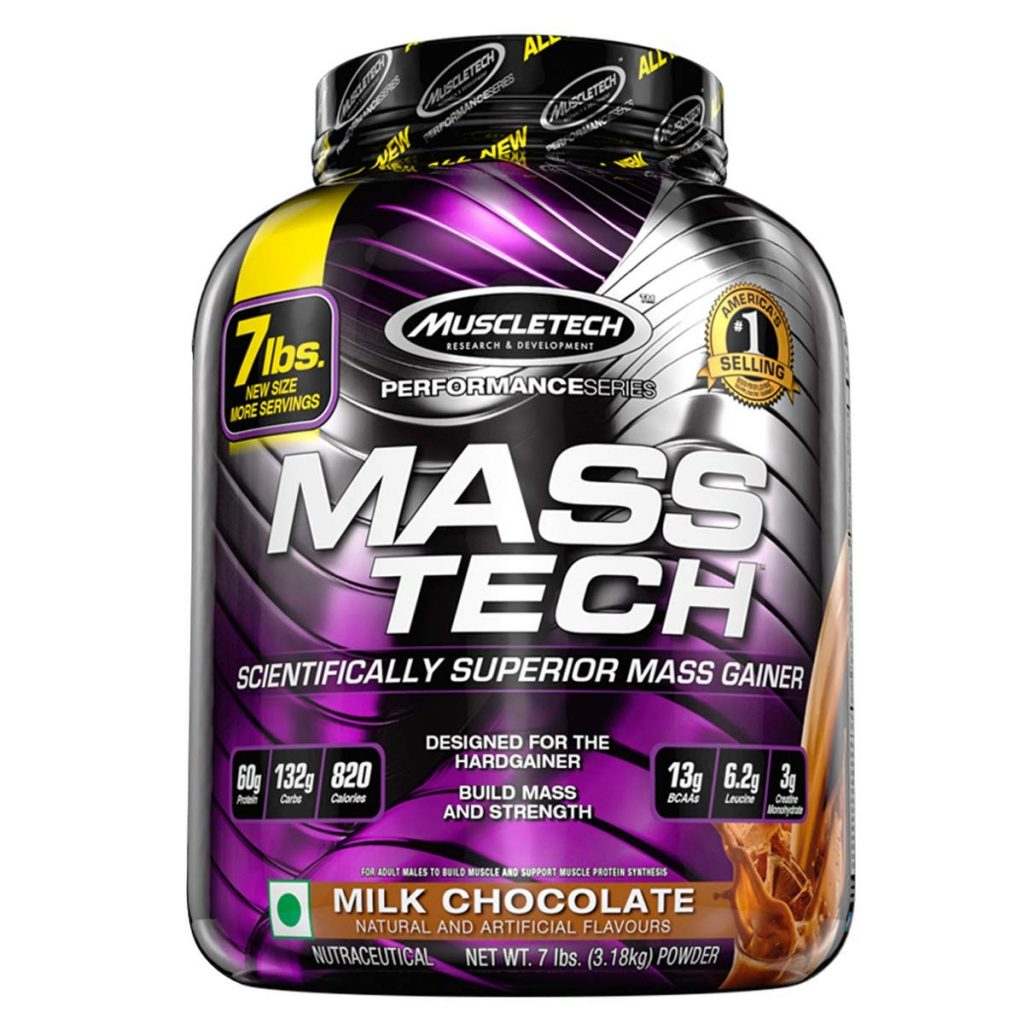 Muscletech Performance Series - Mass Tech
