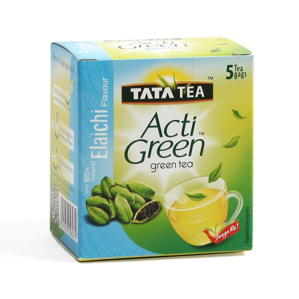 Tata Natural Green Tea - Acti Green