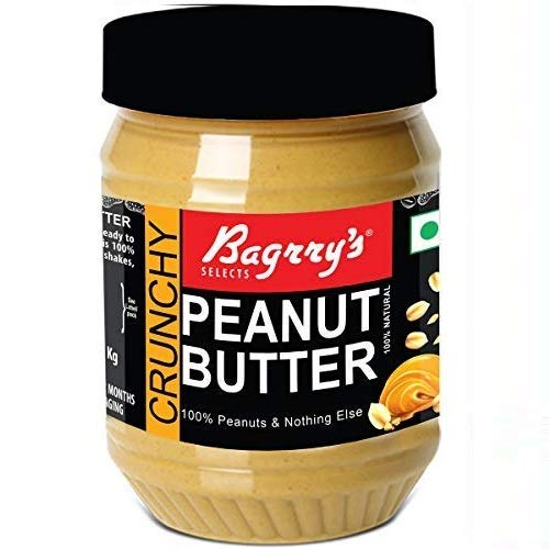 Bagrry's Natural Peanut Butter