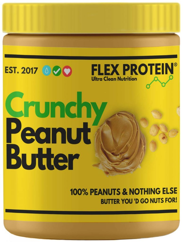 Flex Protein Premium Peanut Butter