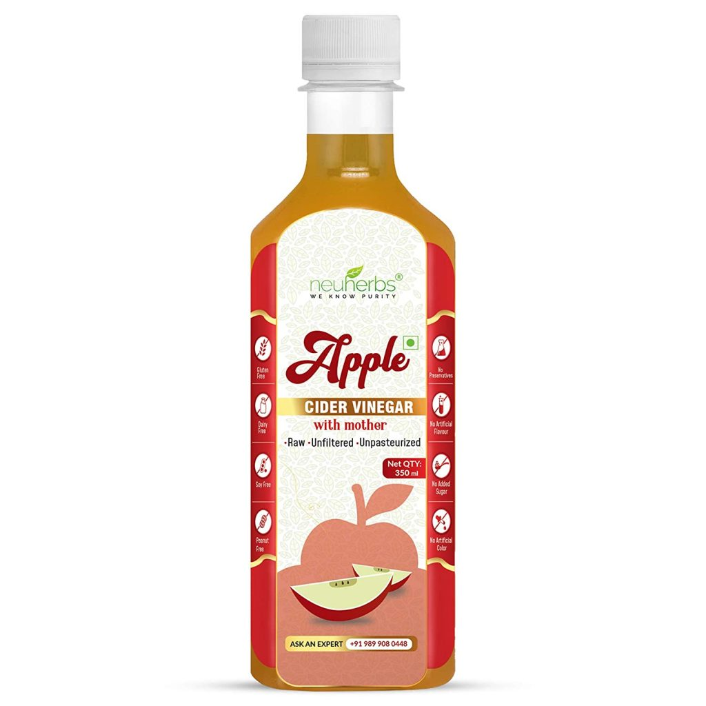 Neuherbs Apple Cider Vinegar with Mother