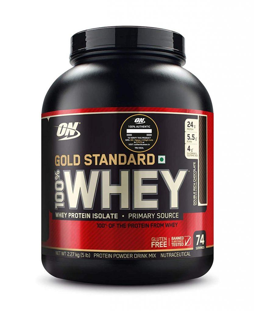 Optimum-Nutrition-ON-Gold-Standard-100-Whey-Protein-Powder