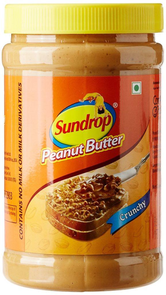 Sundrop Peanut Butter Crunchy