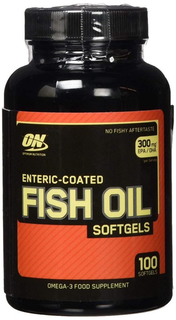 ON Fish Oil Softgels