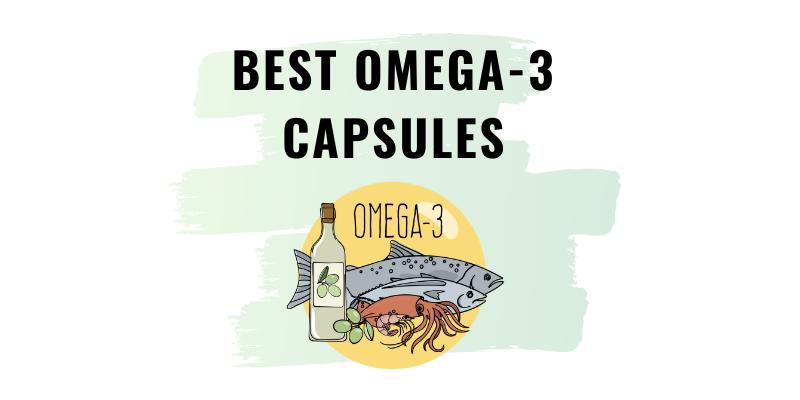 best omega-3 capsules in india